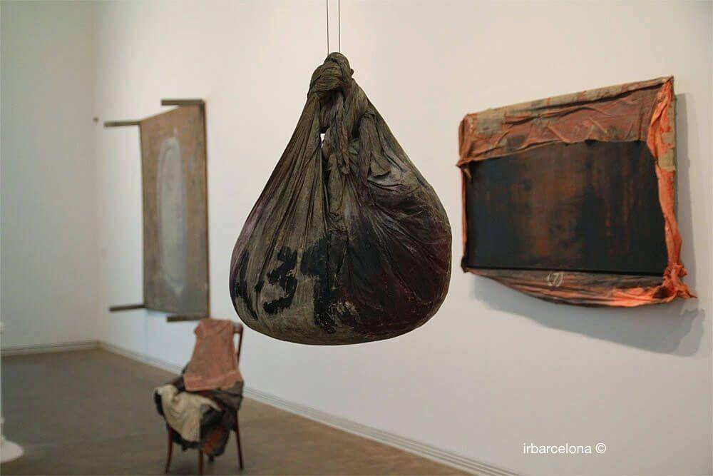 Werk von Antoni Tàpies