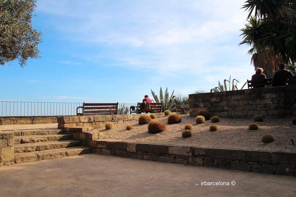 Aussichtspunkt Gärten
