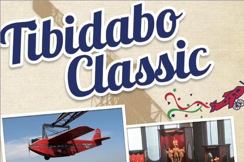 Kaufen Tibidabo Freizeitpark Klassich Tickets