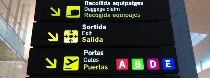 Flughafen Girona Costa Brava