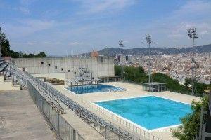 Piscines Picornell (Schwimmbecken)