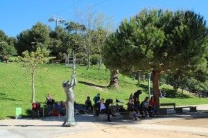 Jardins Joan Brossa (Gärten)