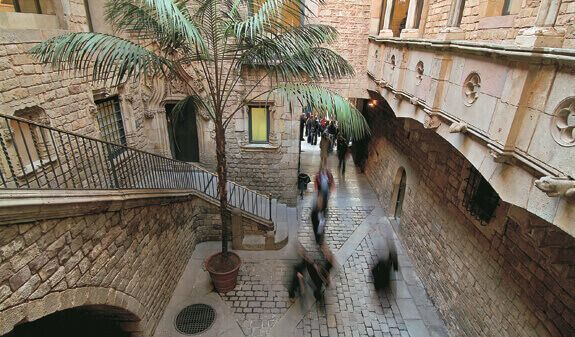 booking Picasso Walking Tour