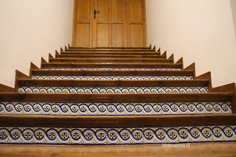 Gaudi Treppen