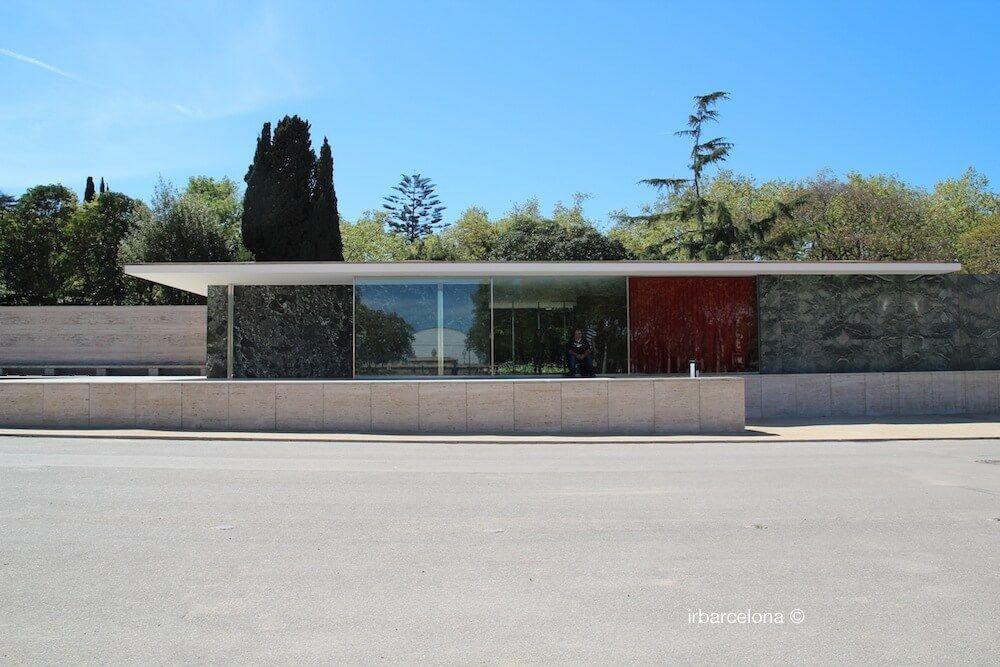 Barcelona-Pavillon
