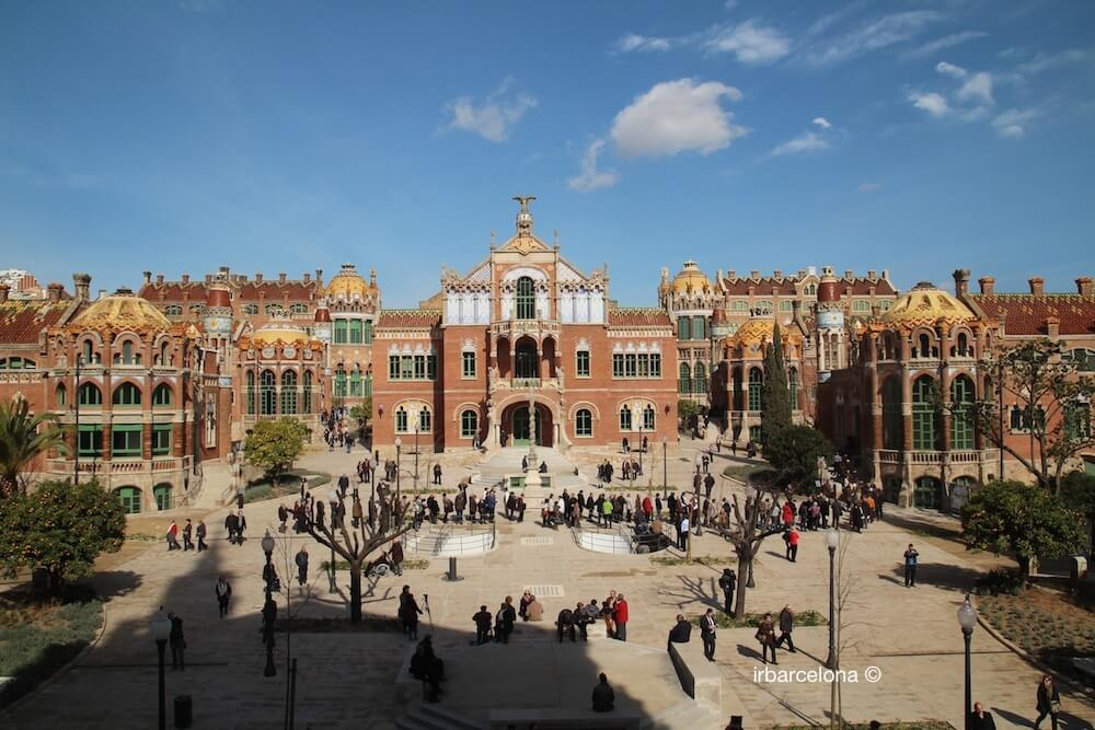tickets Recinte Modernista Sant Pau