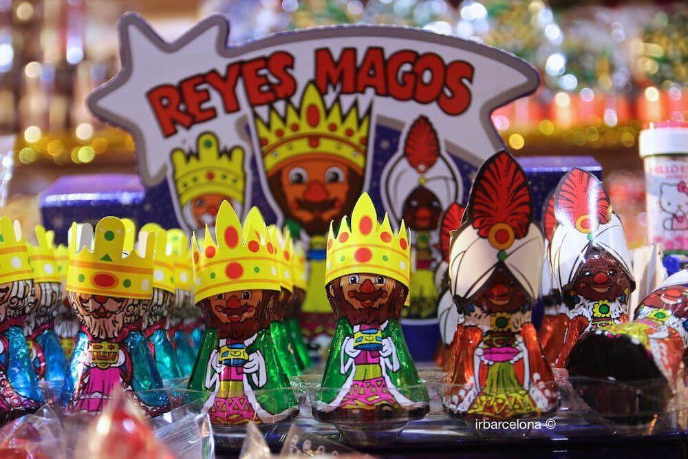 Schokolade Reyes Magos