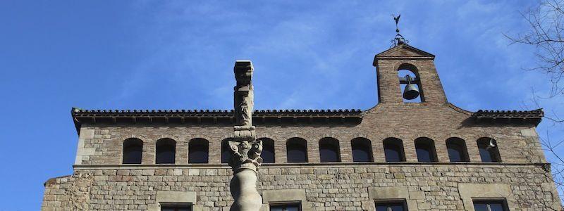 Antikes Hospital de la Santa Creu