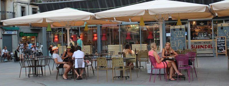 Bars La Barceloneta