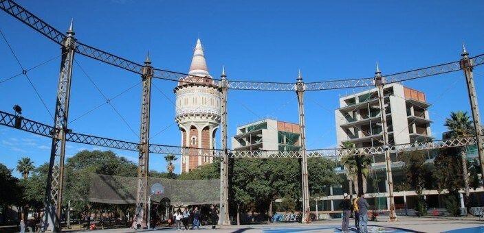Parc de La Barceloneta