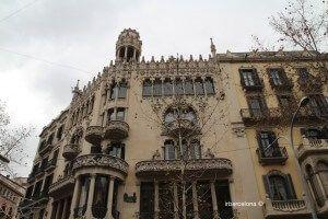 Modernismus- und Gaudí-Rundgang