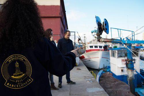 La Barceloneta Meeresfrüchte-Menü
