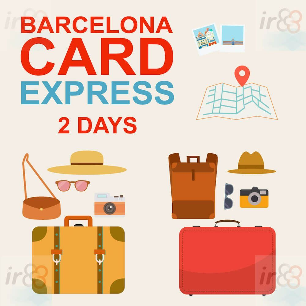 Kaufen Barcelona Card Express 2 Tage