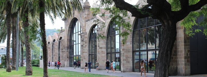 antiken Werften Barcelona
