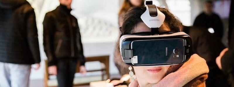 Virtual Reality Erfahrung