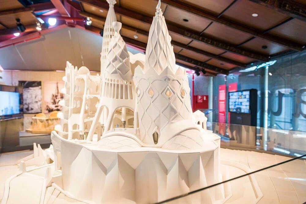 Eintrittskarten The Gaudí Exhibition Center