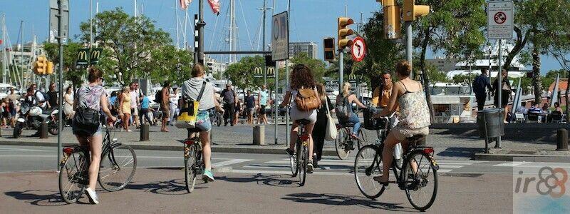 Sonntagsspaziergang oder -Fahrradtour