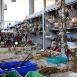 Antiquitäten und andere Produkte Encants Barcelona