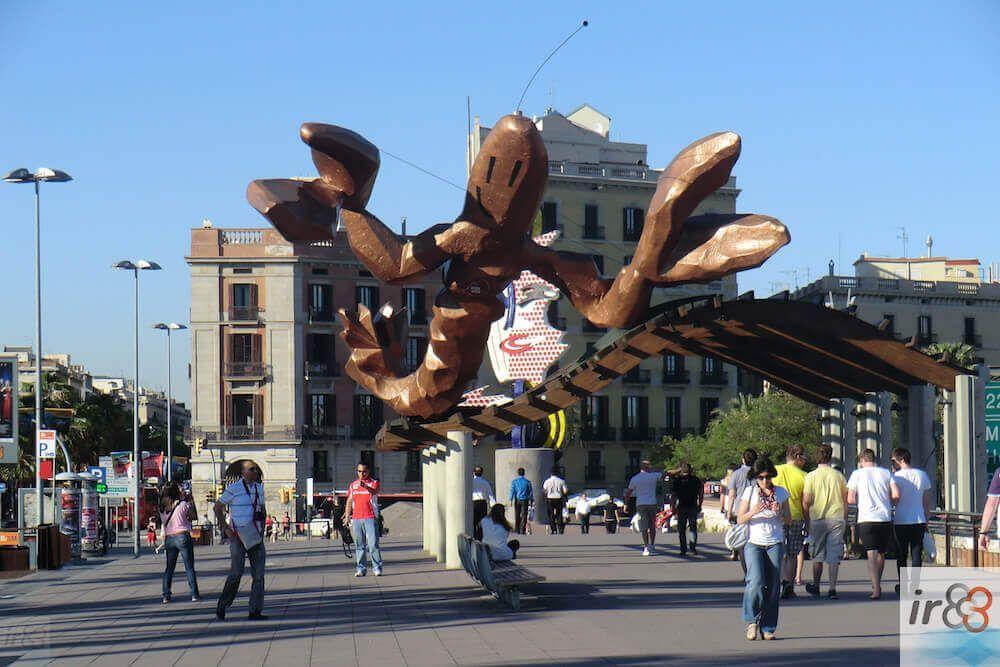Gambrinus Skulptur