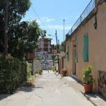 Carrer (Straße) d'Aiguafreda