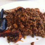 Meeresfrüchte-Paella (Paella Marinera)
