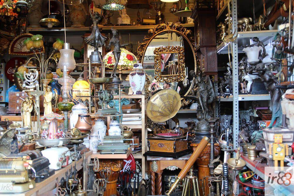 Produkte Encants Barcelona - Fira Bellcaire Markt
