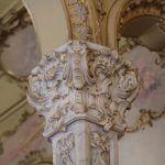 Säule Stil des Louis XV