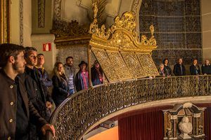 Anatomisches Amphitheater und Königliche Akademie der Medizin von Katalonienq