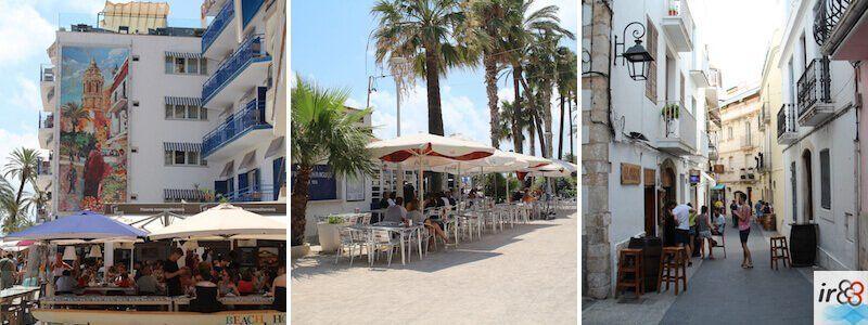 Wo in Sitges essen?