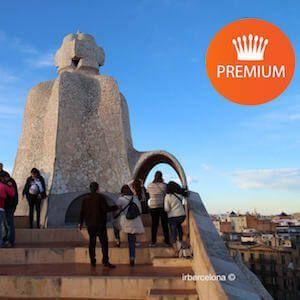 Eintrittskarten Casa Milà Premium