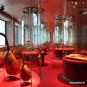 Eintrittskarten Musikmuseum von Barcelona