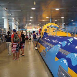 Eintrittskarten Aquarium von Barcelona