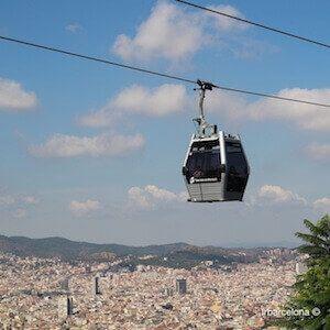 Tickets Seilbahn von Montjuïc