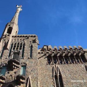 Eintrittskarten Torre Bellesguard