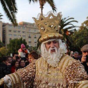 Dreikonigstag Barcelona