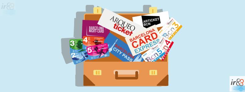 Die besten Touristen- und Transportkarten von Barcelona