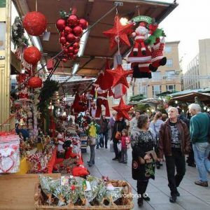 Santa Llúcia Weihnachtsmarkt