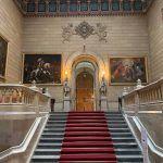 Innenraum Historische Gebäude der Universität von Barcelona