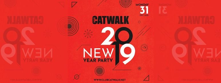 Silvesterparty Catwalk