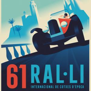 Rallye Barcelona - Sitges